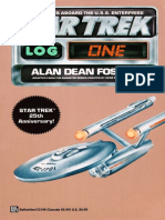 Star Trek_ Animated Series Log - 001 - Alan Dean Foster