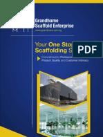 Scaffold Catalogue GH 2013 Catalog