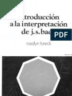 Rosalyn Tureck-Introduccion a La Interpretacion de j.s.bach