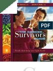 Cancer Survivor's Guide - Foods that help you fight back