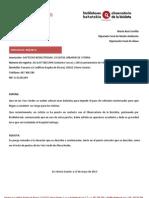 Bolardos en Vías Verdes (06/2013)