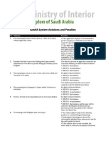 IQAMA System Violations and Penalties