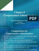 Compensation Admin