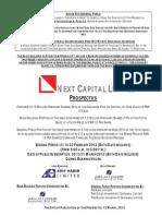 Prospectus Next Capital IPO.pdf