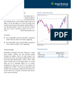 Daily Technical Report, 17.05.2013