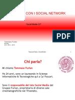 Lavorare con i Social Network