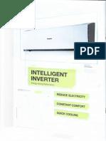 Panasonic Inverter Catalog
