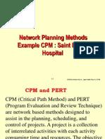 CPM Pert Example