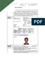 Armanadi Resume