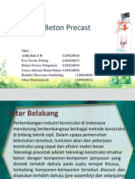 Beton Precast Power Point