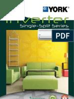 York Inverter Catalog