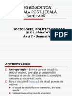 Sociologie_Antropologie