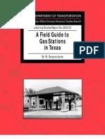 Fieldguide Gas Stations