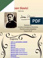 Ioan Slavici