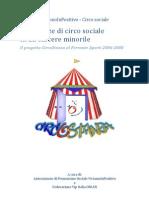 Circostanza al Ferrante Aporti 2006-2008