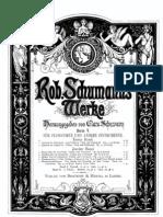 Schumann Quartet Op47 Score