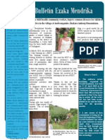 """Ezaka Mendrika"" - Issue 2, June 2010 (SantéNet 2)"