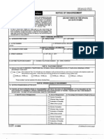VA Form 21-0958 Notice of Disagreement FEB 2013 4 Pgs