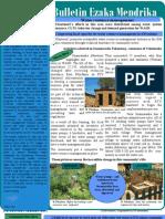 """Ezaka Mendrika"" - Issue 4, January 2011 (SantéNet 2)"