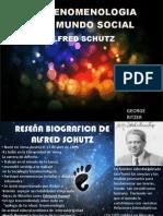 Presentacion Alfred Schutz
