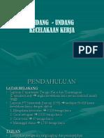 Undang-undang K3