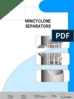Filtering Minicyclones