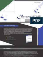 Softronic HCMS Brochure (Recruitment Edition)