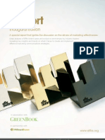Effie Report 2012 Edition