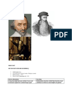 Reformation John Knox and Erasmus