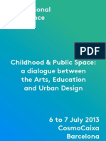 Childhood and Public Space