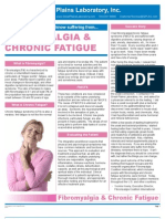 Fibromyalgia & Chronic Fatigue