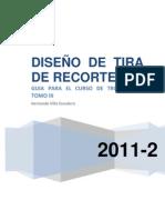 DISEÑO DE TIRA DE RECORTE