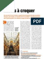 Nantes  à croquer - Faire Face Magazinen - Mai 2013