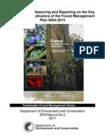 KPI 4 Sustainability Forest Management
