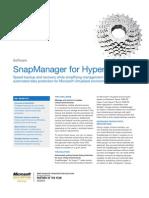 Ds 2972 Netapp Snapmanager Hyperv