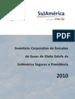 Inventario de Emissoes Sulamerica