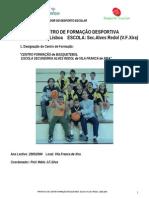 Formação Desportiva Especializada - Final