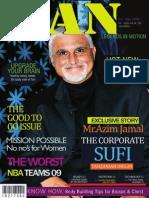 MAN Magazine Issue 01
