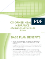 Barbados Credit Unions CoopMED Affordable Medical Insurance