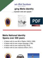 Metis Identity and Membership Criteria