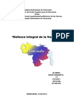Defensa Integral de La Nacion....II