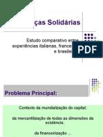 Palestra São Carlos set 2005 - Finanças Solidárias - Etimos
