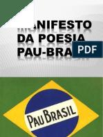Manifesto Da Poesia Pau-brasil