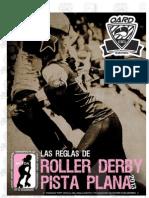 WFTDA Reglamento Roller Derby 2013 (Espanol)