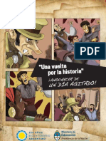 Una Vuelta Por La Historia. Anochecer de Un Dia Agitado