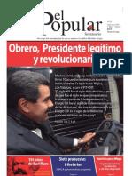 El Popular N° 223 - 10/5/2013