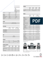 Hilux Specification