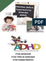 EDU3104 ADHD & GiftedTalented