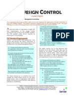 Design Control Explained