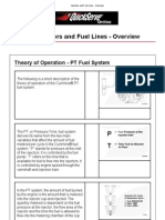 Injectors and Fuel Lines - Overview